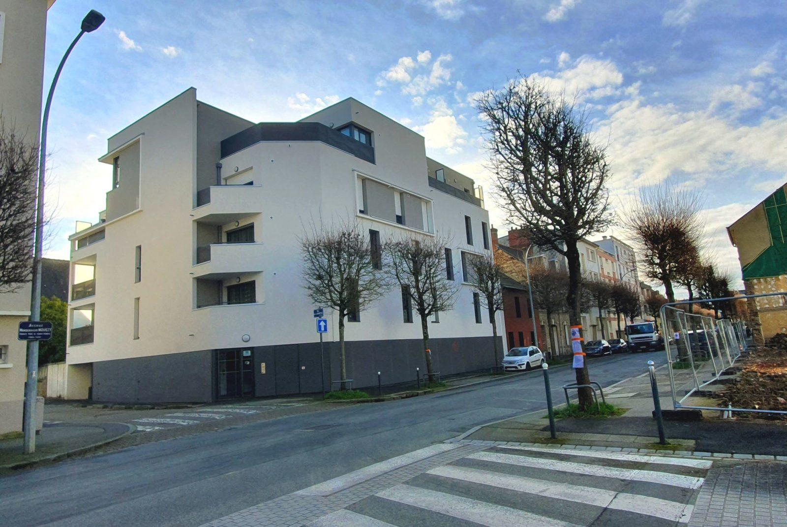 Immeuble de 14 logements