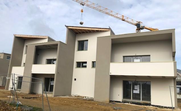 Immeuble de 14 logements collectifs