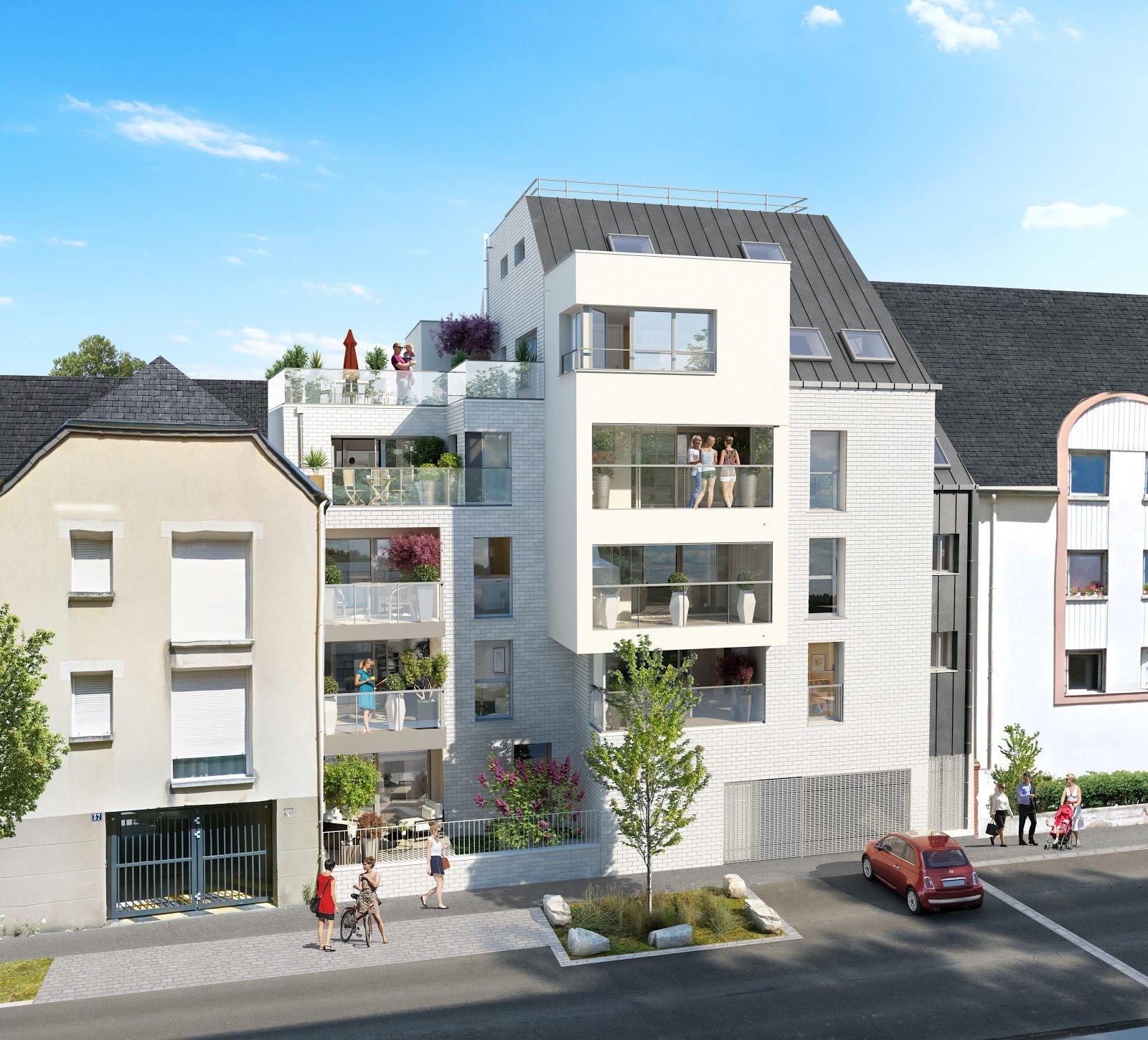 Immeuble de 13 logements