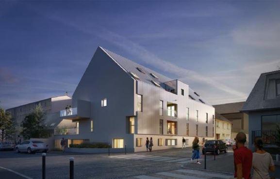 Immeuble de 16 logements collectifs
